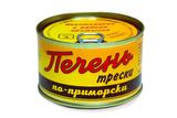 "Печень трески ""По-приморски"" (170г)"