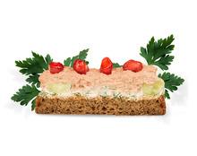 Бутерброды «Мечта холостяка»